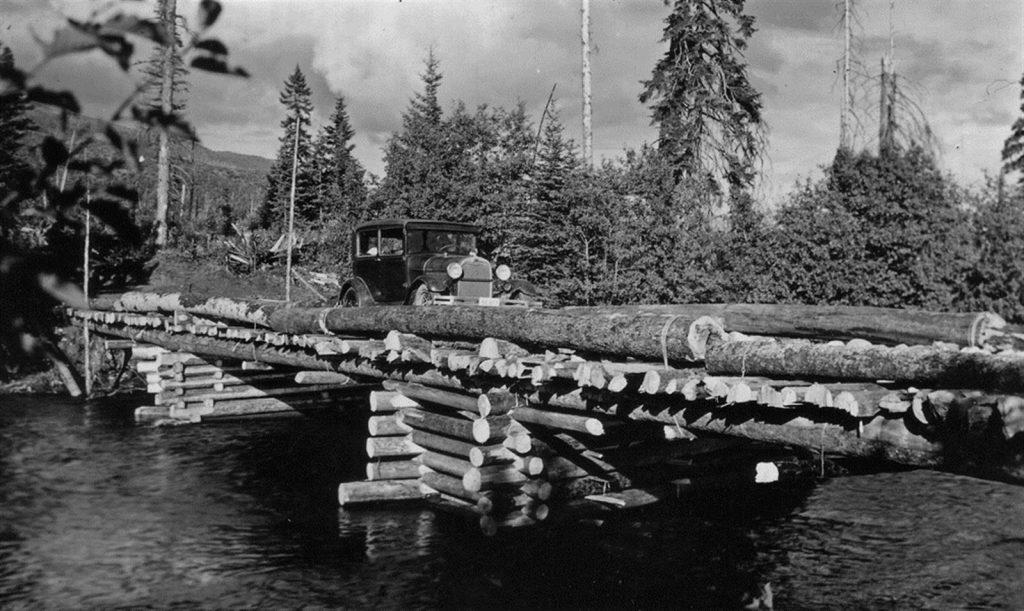 Kinuseo Creek Crossing