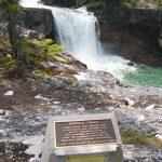 Brooks Falls Plaque