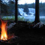 Cascades Campsite